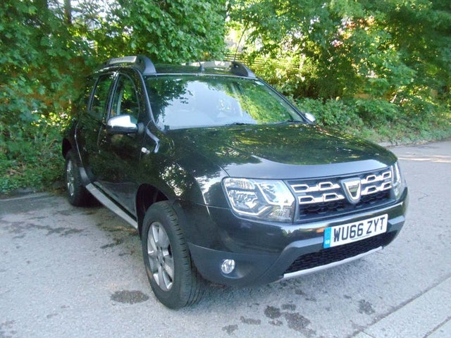 2016 Dacia Duster 1.5dCi Laureate (110bhp) 4X4 (s/s) Station Wagon 5d (66 reg)