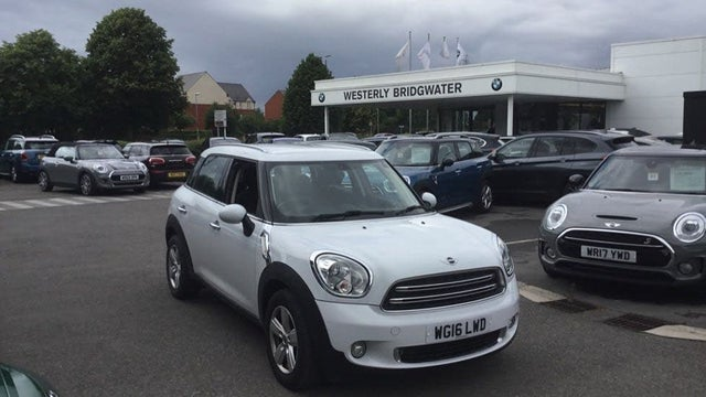 2015 MINI Countryman 1.6 One (Salt) Auto (16 reg)