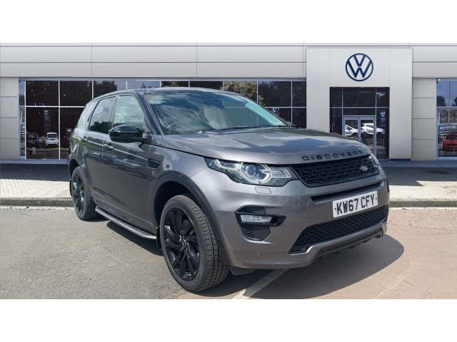 2017 Land Rover Discovery Sport 2.0SD4 HSE Dynamic Lux (67 reg)