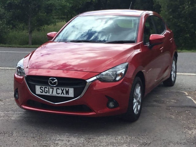 2017 Mazda Mazda2 1.5 SE-L (90ps) (17 reg)