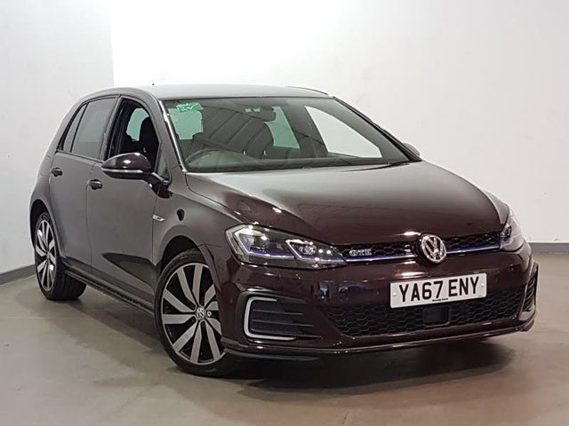 2017 Volkswagen Golf 1.4 TSI GTE Advance (s/s) (67 reg)