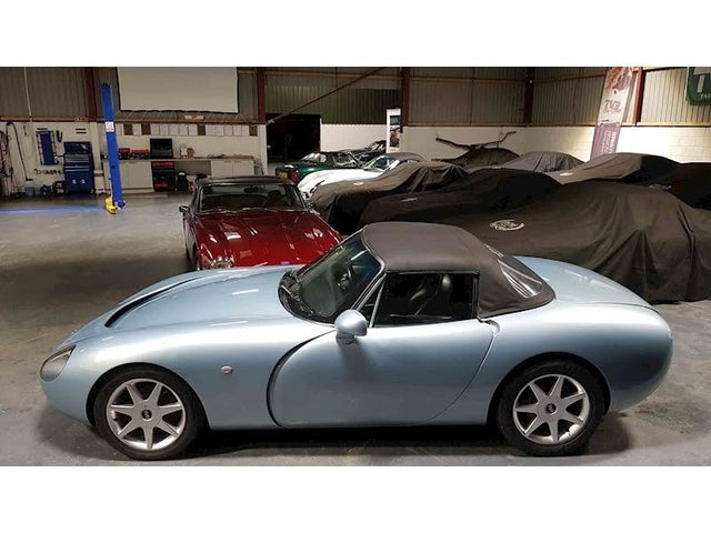 2001 TVR Griffith 5.0 500