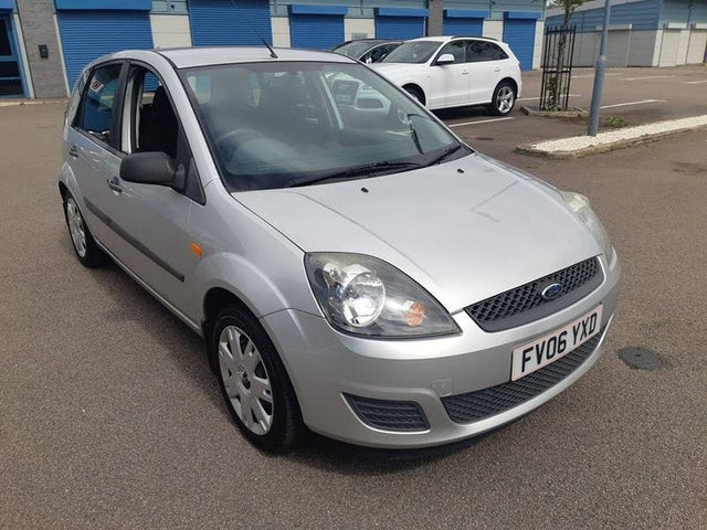 2006 Ford Fiesta 1.4 Style Climate 5d (06 reg)