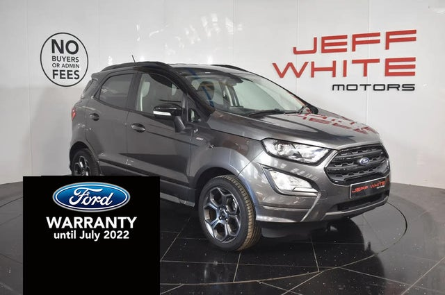 2019 Ford EcoSport 1.0T ST-Line (125ps) (19 reg)