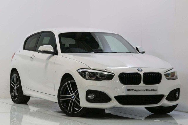 2019 BMW 1 Series 2.0 120i M Sport Shadow Edition (s/s) 3d (19 reg)
