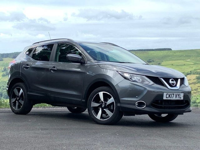 2017 Nissan Qashqai 1.2 DIG-T N-Connecta Xtronic CVT (17 reg)