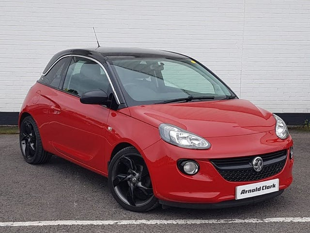 2014 Vauxhall ADAM 1.4 SLAM (100ps) (7N reg)