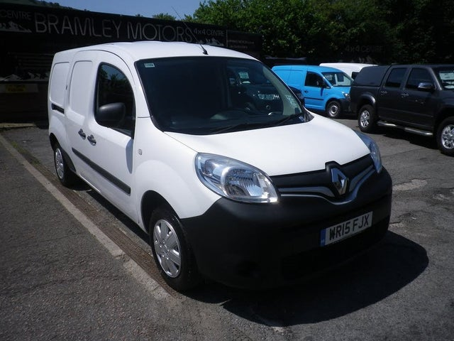 2015 Renault Kangoo Maxi 1.5TD LL21 90 Maxi Energy (15 reg)