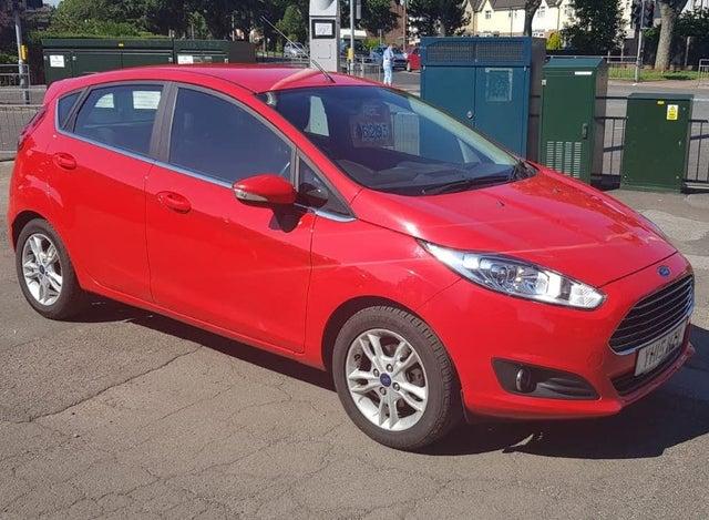 2015 Ford Fiesta 1.0 Zetec (100ps) (E6) EcoBoost (s/s) 5d (15 reg)