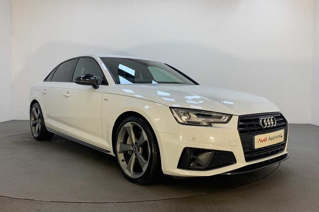 2019 Audi A4 2.0 40 TDI Black Edition (19 reg)