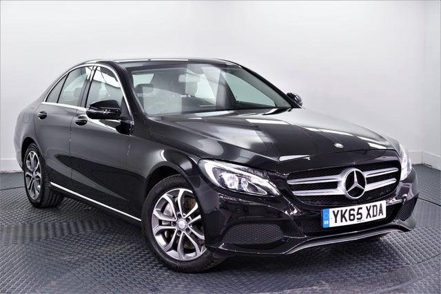 2015 Mercedes-Benz C-Class 2.0 C350e Sport (293ps) Saloon 4d (65 reg)