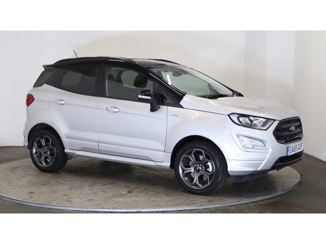 2019 Ford EcoSport 1.5 ST-Line (100ps) (69 reg)