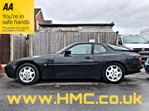 Used 1987 Porsche 944 Lux For Sale In Clacton On Sea Cargurus