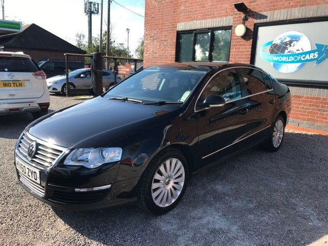 2010 Volkswagen Passat 2.0TD Highline Plus (140ps) Saloon 4d (60 reg)
