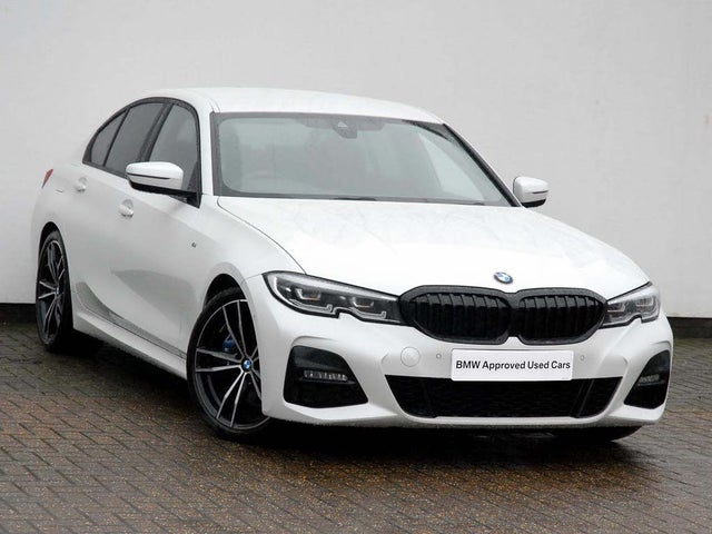 2019 BMW 3 Series 2.0TD 318d M Sport (148bhp) (Plus Pack) Saloon 4d Auto (19 reg)
