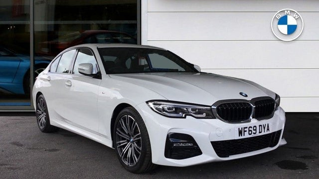 2019 BMW 3 Series 2.0TD 320d M Sport Plus Edition (188bhp) Saloon 4d (69 reg)