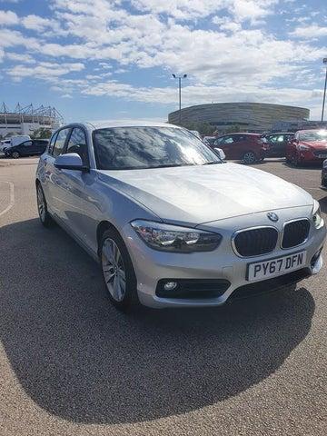 2018 BMW 1 Series 2.0TD 118d Sport 5d (67 reg)