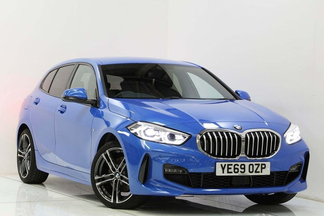 2019 BMW 1 Series 1.5 118i M Sport (138bhp) (Plus Pack) 5d (69 reg)