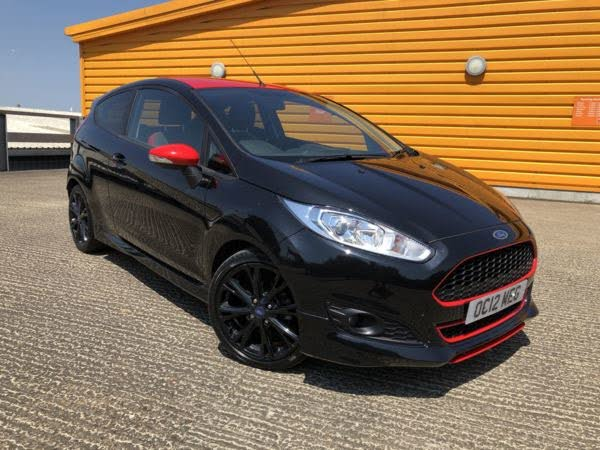 2015 Ford Fiesta 1.0 Zetec S Black Edition (15 reg)