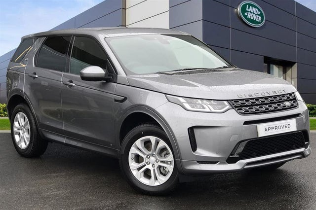 2020 Land Rover Discovery Sport 2.0 D150 R-Dynamic S (20 reg)