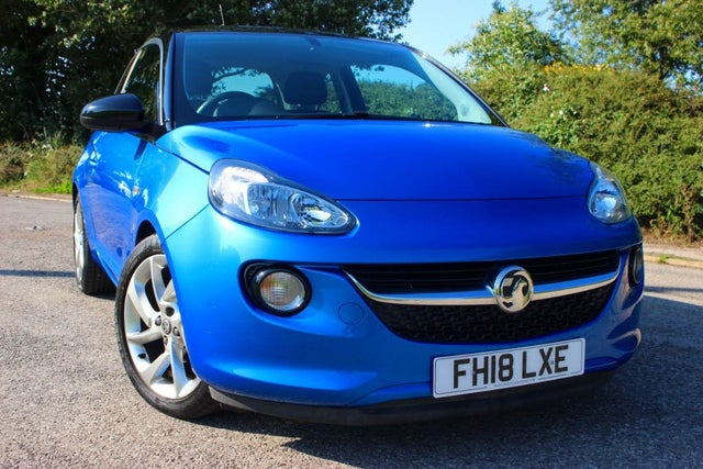 2018 Vauxhall ADAM 1.4i SLAM (100ps) (18 reg)