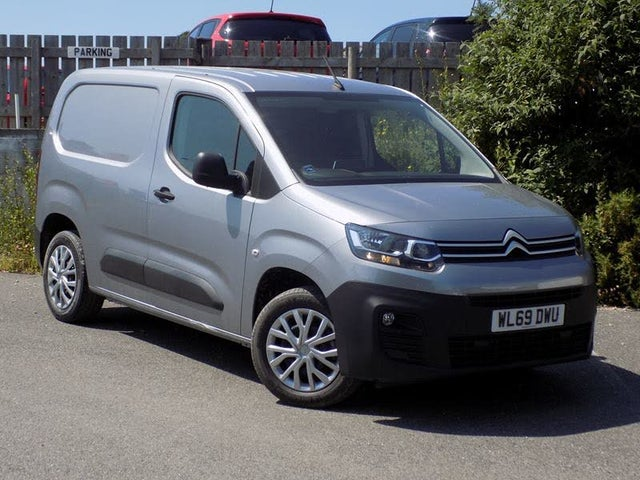 2020 Citroen Berlingo 1.6BlueHDi 1000 Enterprise (69 reg)