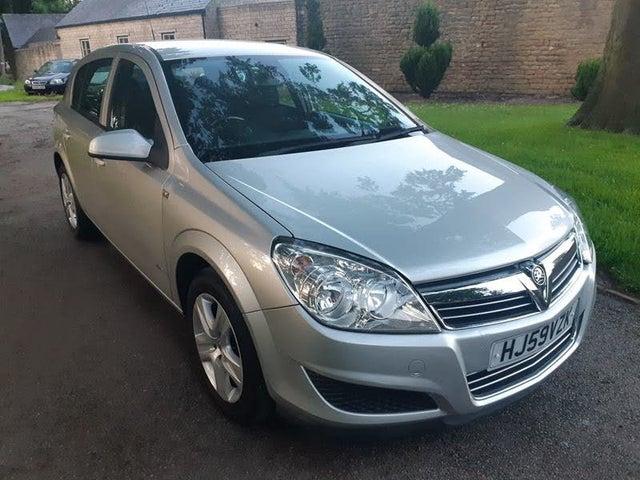 2009 Vauxhall Astra 1.4 Active 16v 5d (59 reg)