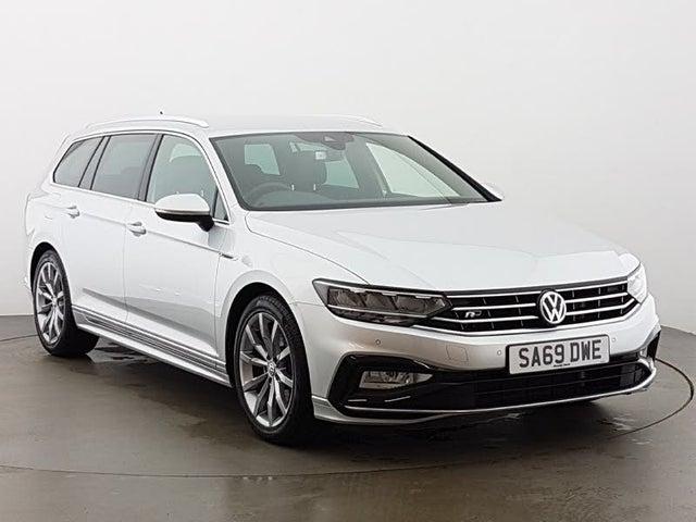 2019 Volkswagen Passat 2.0TDI R-Line (190ps) Estate 5d DSG (69 reg)