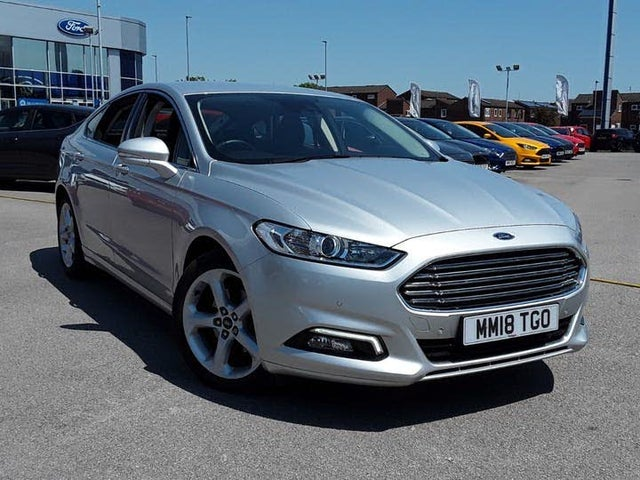 2018 Ford Mondeo 2.0TDCi Titanium Edition (150ps) Titanium Hatchback Powershift (18 reg)