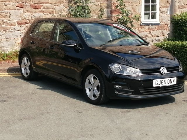 2015 Volkswagen Golf 1.4 Match 5d (65 reg)