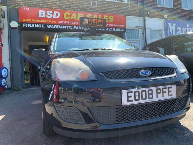 2008 Ford Fiesta 1.6 Style Climate 5d (08 reg)