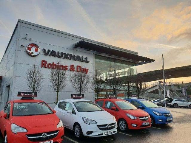 2017 Vauxhall Mokka X 1.4i 16v Turbo Active (140ps) Auto (17 reg)