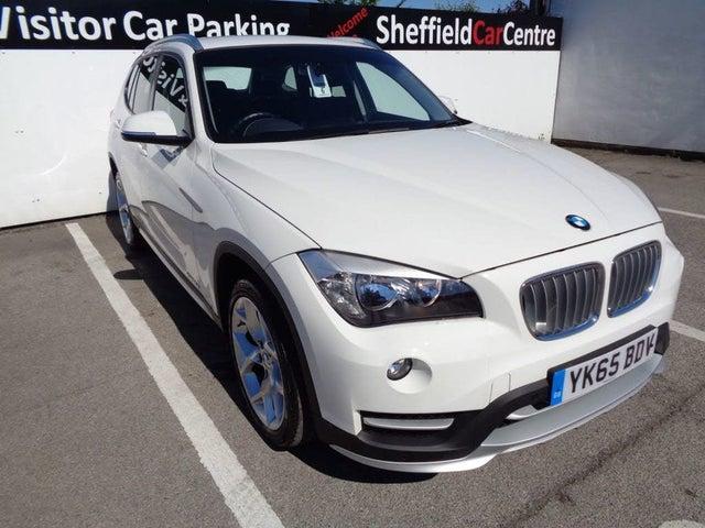 2015 BMW X1 2.0TD xDrive20d xLine (181bhp) Auto (65 reg)