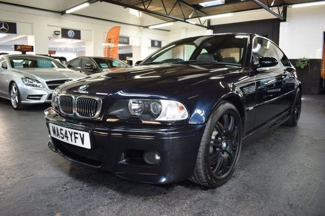 2004 BMW 3 Series 3.2 M3 Coupe Sequential (54 reg)