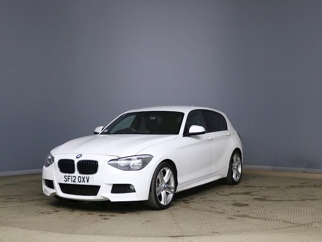 2012 BMW 1 Series 1.6 116i M Sport 5d (12 reg)