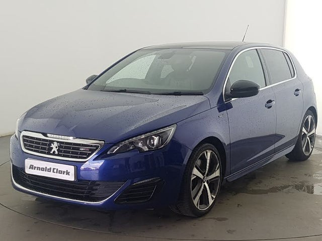 2016 Peugeot 308 2.0 BlueHDi GT EAT6 (16 reg)
