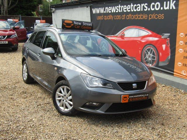 2012 Seat Ibiza 1.6TD SE (105ps) ST Estate 5d (62 reg)