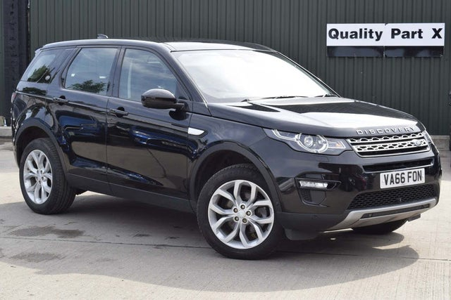 2017 Land Rover Discovery Sport 2.0Td4 HSE 2.0TD4 (180ps) Station Wagon Auto (66 reg)