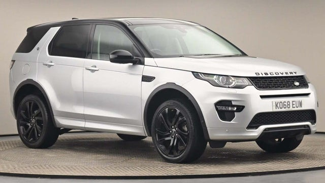 2018 Land Rover Discovery Sport 2.0Td4 HSE Dynamic Lux AWD (68 reg)