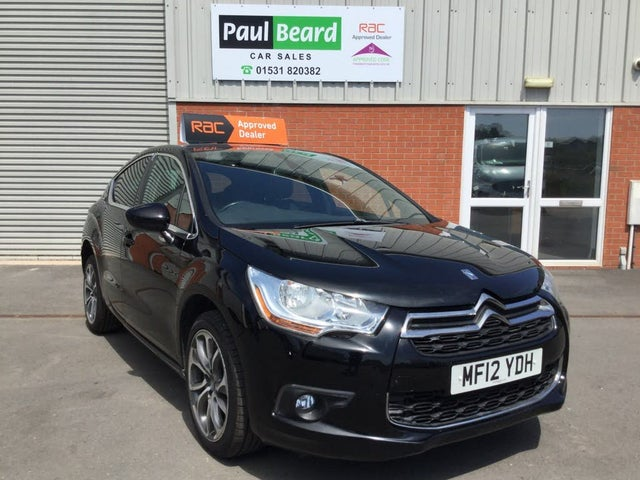 2012 Citroen DS4 1.6TD DStyle 1.6e-HDI (110bhp) Airdream (12 reg)