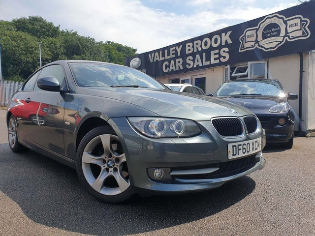 2011 BMW 3 Series 2.0 320i SE Coupe 2d 1995cc (60 reg)