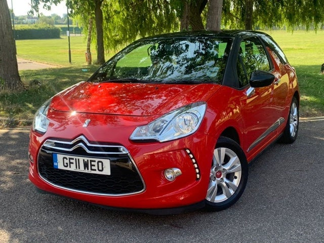 2011 Citroen DS3 1.6TD DStyle 1.6e-HDi (90bhp) Airdream (11 reg)