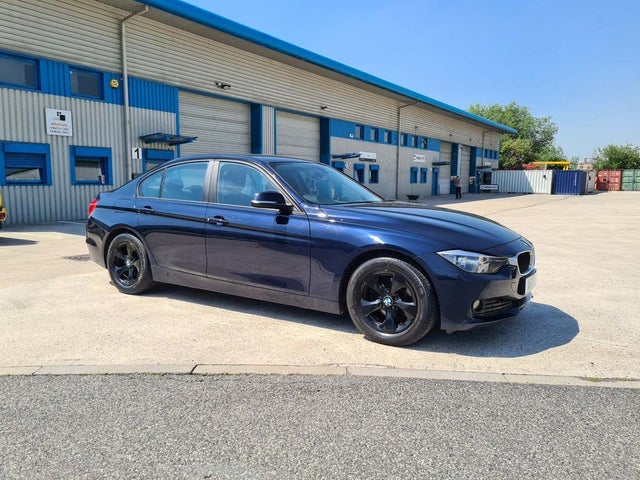 2013 BMW 3 Series 2.0TD 320d EfficientDynamics (163bhp) EfficientDynamics (s/s) Saloon 4d (13 reg)