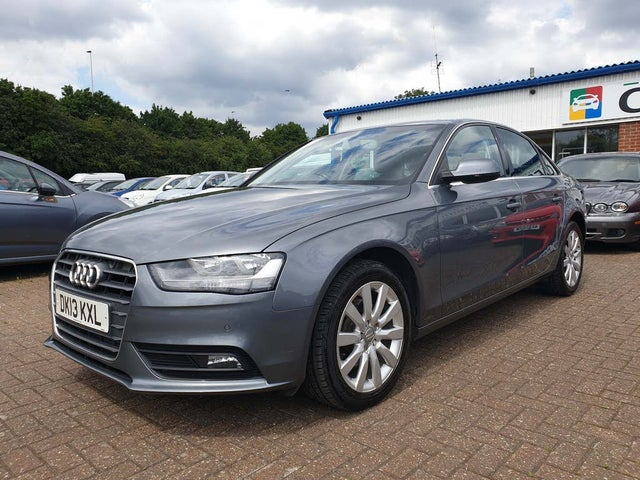 2013 Audi A4 1.8 SE Technik (120ps) (13 reg)