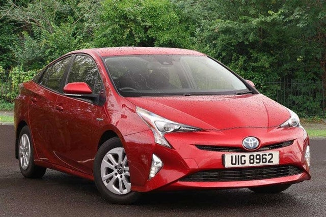 2017 Toyota Prius 1.8 VVT-i Business Edition (TRK) (G8 reg)