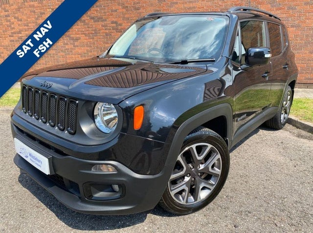 2017 Jeep Renegade 1.6 Multijet II Night Eagle II (17 reg)