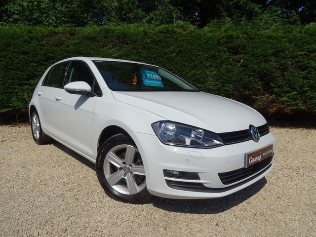 2017 Volkswagen Golf 1.6TDI Match Edition Hatchback 5d DSG (66 reg)