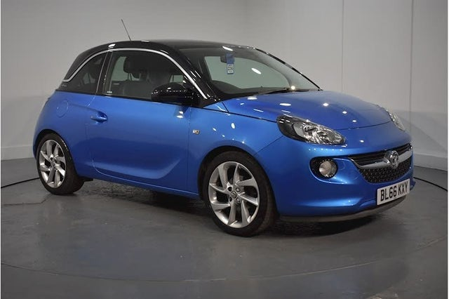 2016 Vauxhall ADAM 1.4 SLAM (100ps) (66 reg)