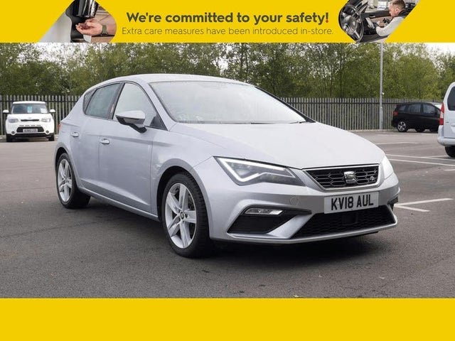 2018 Seat Leon 2.0TDI FR Technology (150ps) Hatchback 5d (18 reg)