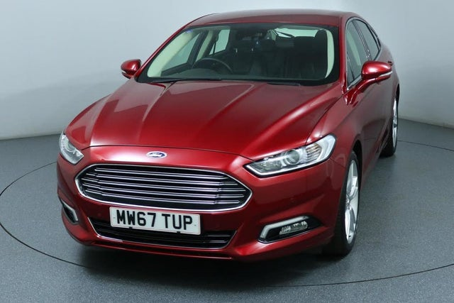 2018 Ford Mondeo 1.5T Titanium Edition (160ps) Hatchback Auto (67 reg)